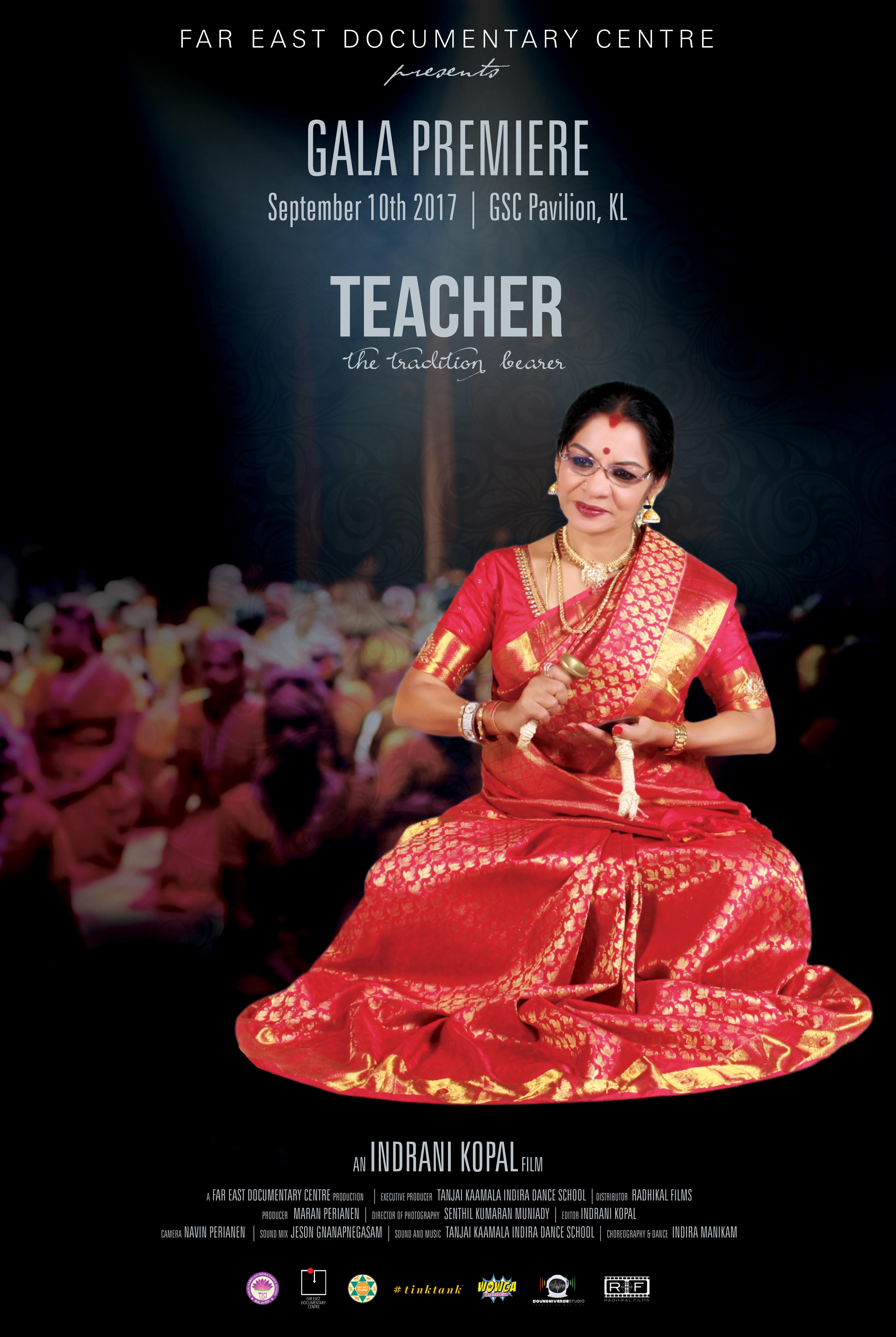 Teacher, The Tradition Bearer (Malaysia, 2017, 48-min)